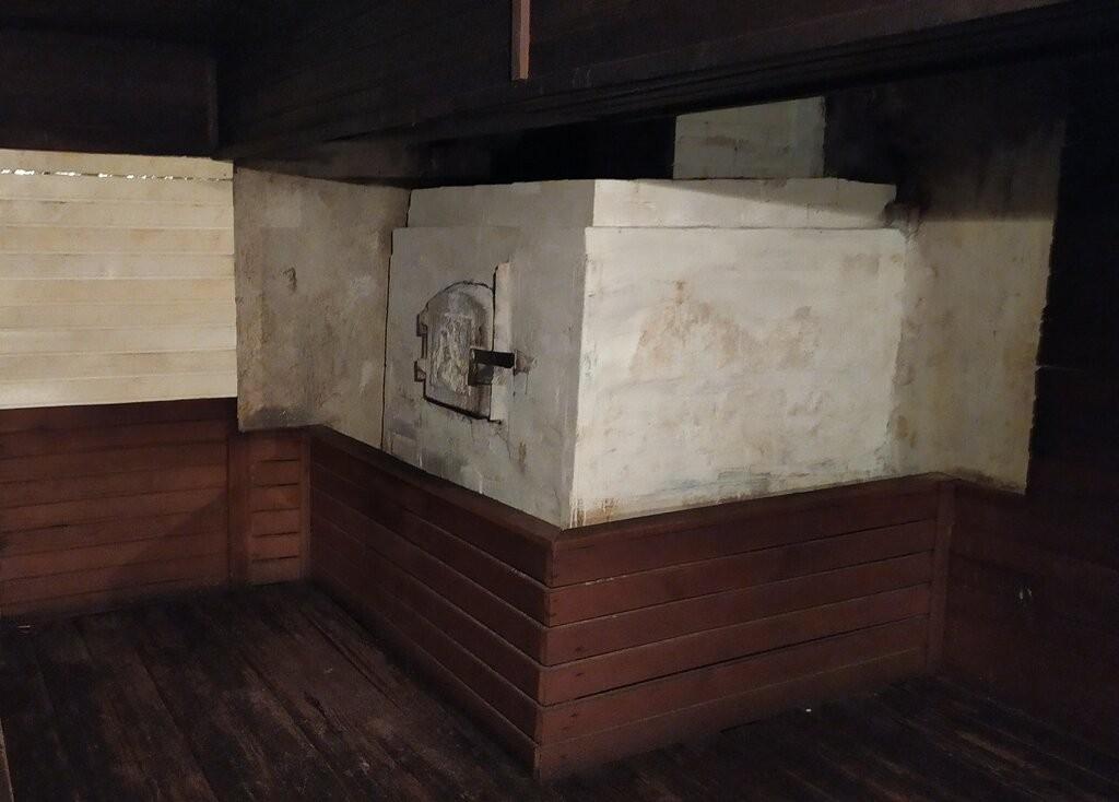 Водниковские бани Зал русской парной- №2